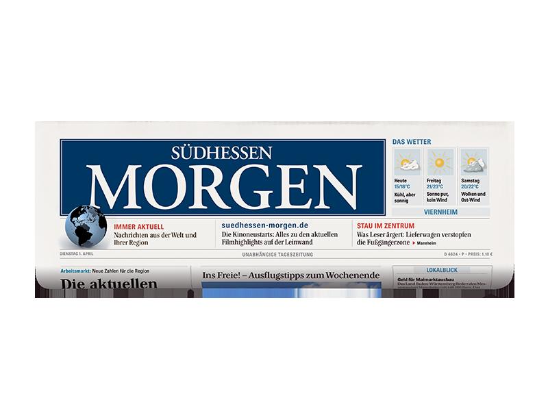 Print-Abo Südhessen Morgen